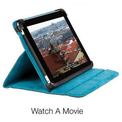 "Кейс-трансформер для iPad 9.7 "" кожаный Targus THZ022.  Канцбург."